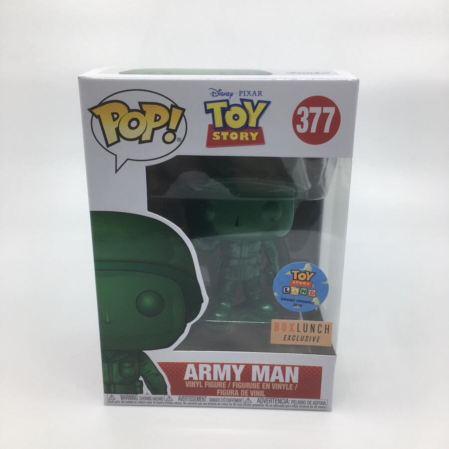 Funko Pop - Toy Story Army Man (Box Lunch Exclusive)