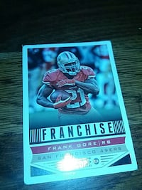 frank gore collectible card Fresno, 93705