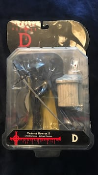 Vampire Hunter D  Salt Lake City, 84106