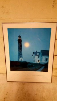 Lighthouse framed print Silver Spring, 20906