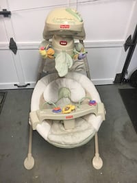 Fisher Price Nature's Touch Cradle Swing Coquitlam, V3B 5R5
