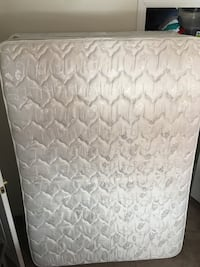 Double mattress Mississauga, L5T 1H3