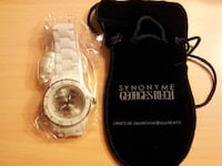 orologio synonyme georges rech colore bianco  Fracanzana, 36054