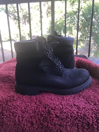 Black Timberlands Boots Fort Myers, 33919