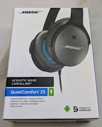 *BRAND NEW* Bose QuietComfort 25 Vancouver, V5R 1G2