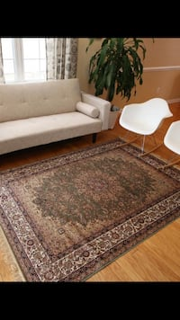 New Luxury Traditional Silk Area Rug Size 8x12 .nice Carpets And Rugs Burke, 22015