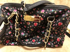 Betsey Johnson purse (negotiable price)