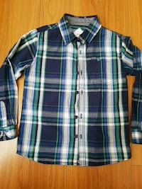 6-7 years old button downshirt Langley, V2Y 3G1