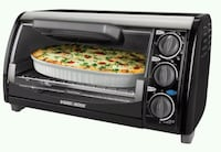 Black and decker toaster oven  Calgary, T3B