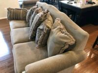Sofa and loveseat  Westminster