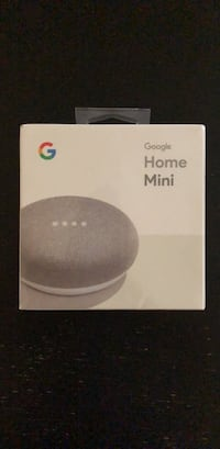 Google home mini- Chalk unopened Arlington, 22204