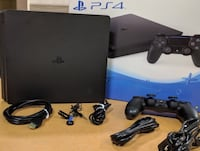 Brand new ps4 slim with games  Winnipeg, R3T 2G8