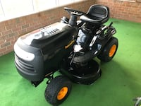 black and yellow ride on lawn mower Springfield, 22151