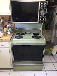 Sears Lady Kenmore Classic Electric Oven