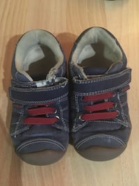Toddler shoes - size 5.5 New Westminster