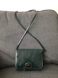 Genuine leather Daniel shoulder bag