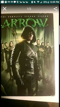 Arrow the complete second season Canby, 97013