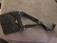 Black Prada carry bag Arlington, 22201