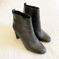Vince Camuto Fateen Ankle Booties - Women's 8.5 Marina, 93933