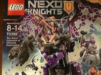 LEGO Nexo Knights the Stone Colossus of Ultimate Little Elm, 75068