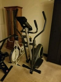 black and gray elliptical trainer Centreville, 20120