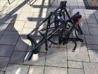 3 bike carrier universal