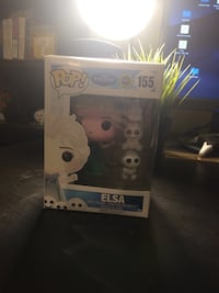 Frozen Fever Elsa Pop Figure Winnipeg, R2V 0R1