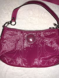 Hot pink coach purse with matching wallet  Walnut Creek, 94598
