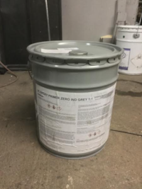 GRAY EPOXY PRIMER 5 GALLONS  KITCHENER