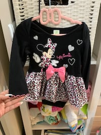 Minnie Mouse dress 12-18 months  Toronto, M3N