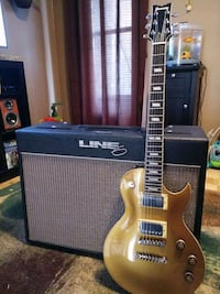 Ibanez ARZ gold top (guitar only) Toronto, M1M 3W5