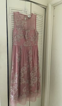 Size 4 Pink Dress Silver Spring, 20904