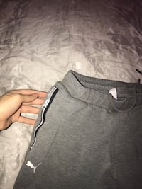 black and gray Nike sweat pants Ottawa