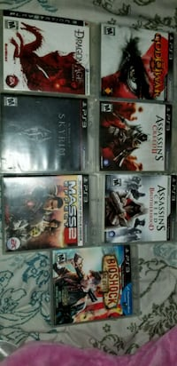 PS3 PS4 GAMES Antioch, 94509