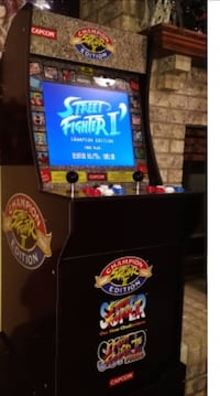 Arcade 1UP - Street Fighter (Special Edition) Montréal, H4R 2B2