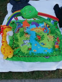 $7 Baby play mat by Fisher Price@ Orange, 92867