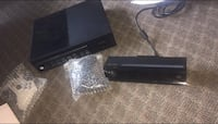 Xbox one console with Kinect and two controllers Kelowna, V1X 1Y9