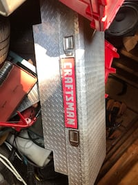 Tool box for compact truck. I had it in a Colorado  Elma, 14059