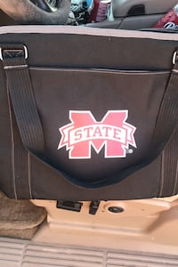 New Ms State insulated bag  Pearl, 39208