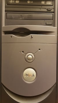 Dell Dimension 4700 Windows 7 tower Langley