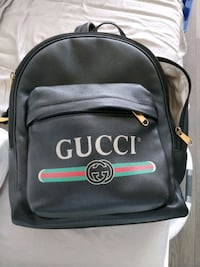 Gucci backpack - print leather Toronto, M5T 3B9