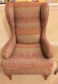 High back chair . We have 2 of this.. $75 each.In excellent condition Germantown, 20874
