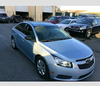 Chevrolet - Cruze - 2012  Falls Church