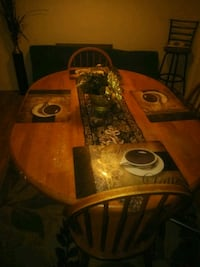 dining table and 3 chairs Jacksonville, 32277