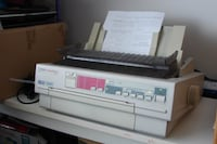 Dot Matrix Printer - Epson Vancouver