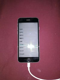 black iPhone 5 with case Henderson