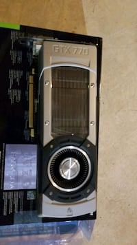 Geforce gtx 770 Bristow