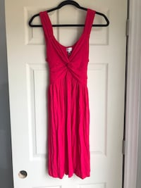 Dynamite pink dress size medium Aurora, L4G 2B6
