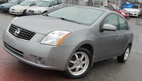 2008 NISSAN SENTRA LOW KM! New Westminster