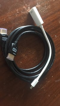HDMI  Cable  plus   mini convertor Mayfield Heights, 44124